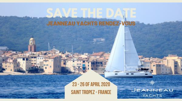 A DATE TO REMEMBER FOR ALL JEANNEAU YACHT OWNERS