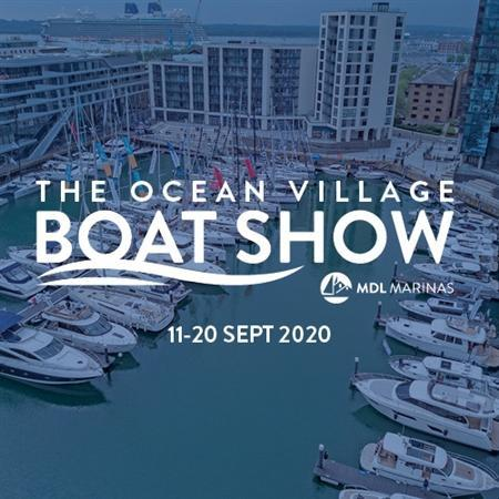 Ocean Village Boat Show 2020 has been cancelled
