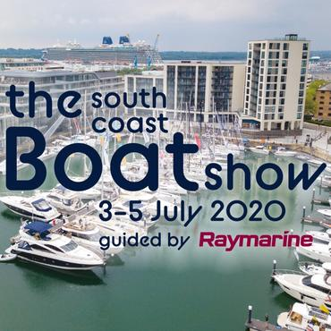The South Coast Boat Show Now moved to 3rd to 5th July 2020