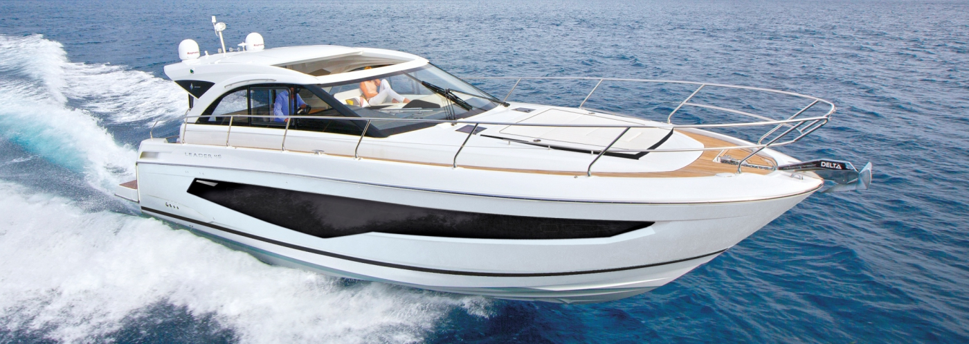 Jeanneau Leader 46 Motor Boats New 2016