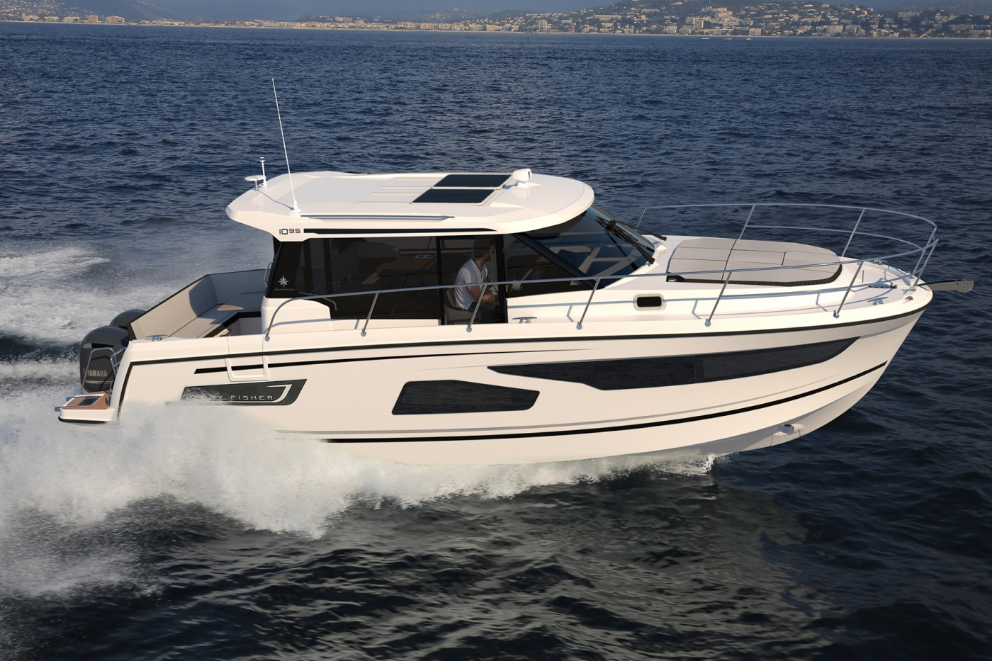 Jeanneau Merry Fisher 1095 Motor Boat - Sea Ventures