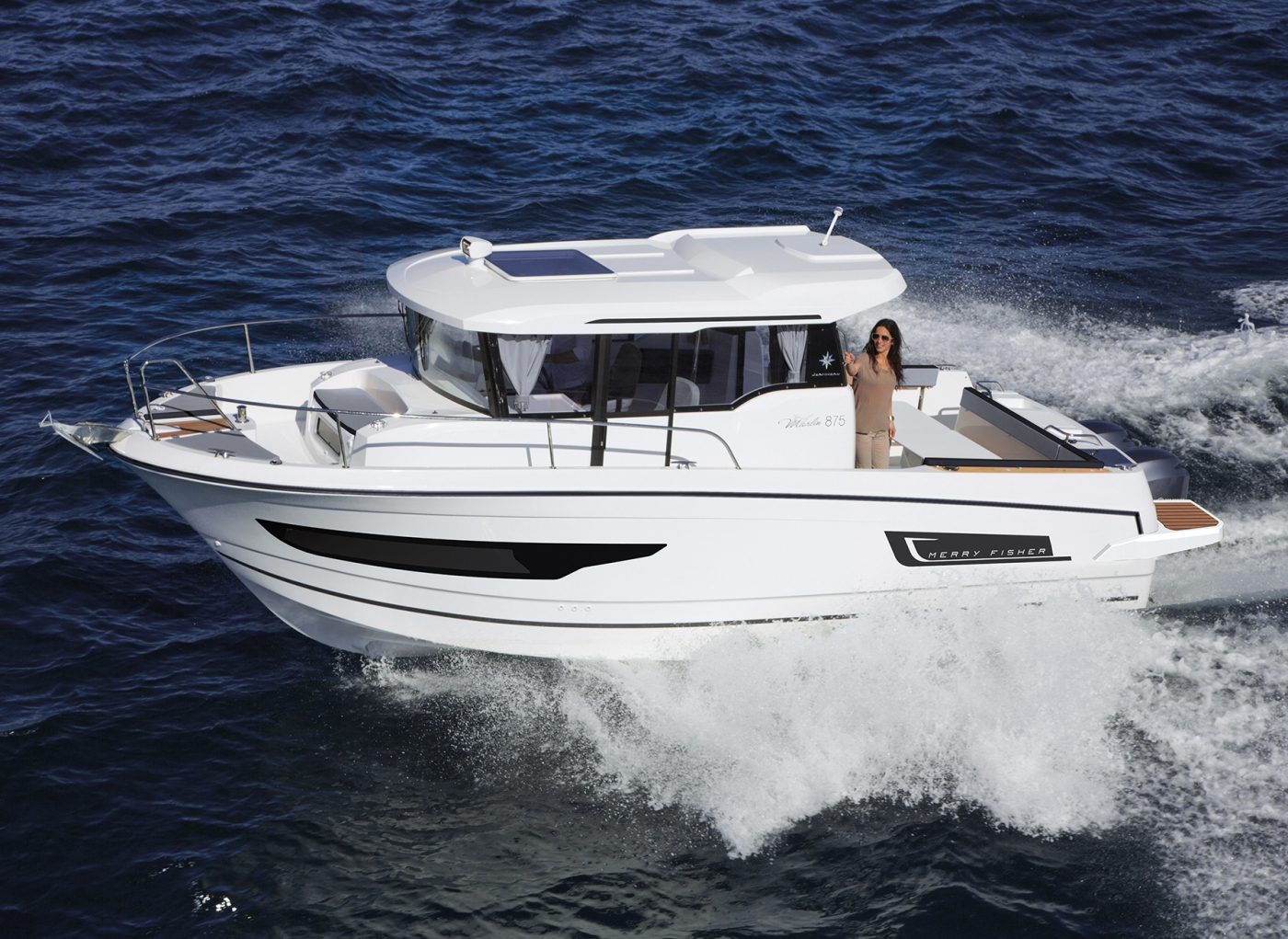 Merry Fisher Marlin 875 Motor Boats - Sea Ventures