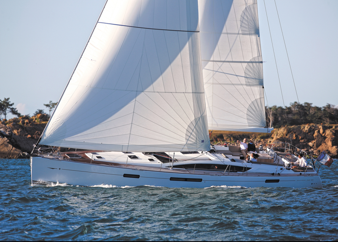 Jeanneau 58 Yacht - Sea Ventures